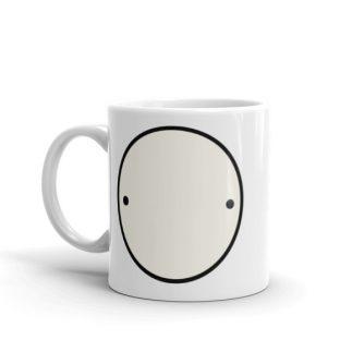 """""""Rupert"""" Right-handed Mug"""